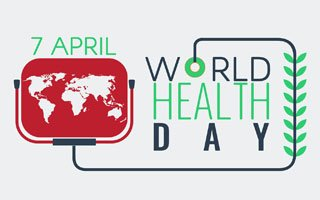 World Health Day – 4 Tips for Healthy Living